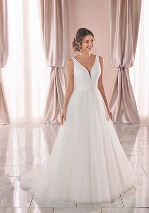 Stella York 6964 Ball Gown Wedding Dress