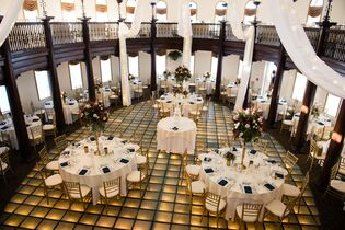 Wedding reception venues in chicago il the knot hotel baker junglespirit Images
