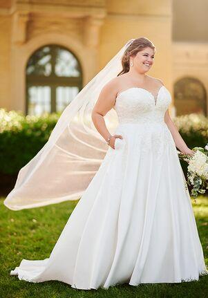 Stella York 6915+ A-Line Wedding Dress