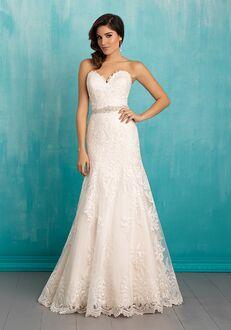 Allure Bridals 9302 A-Line Wedding Dress