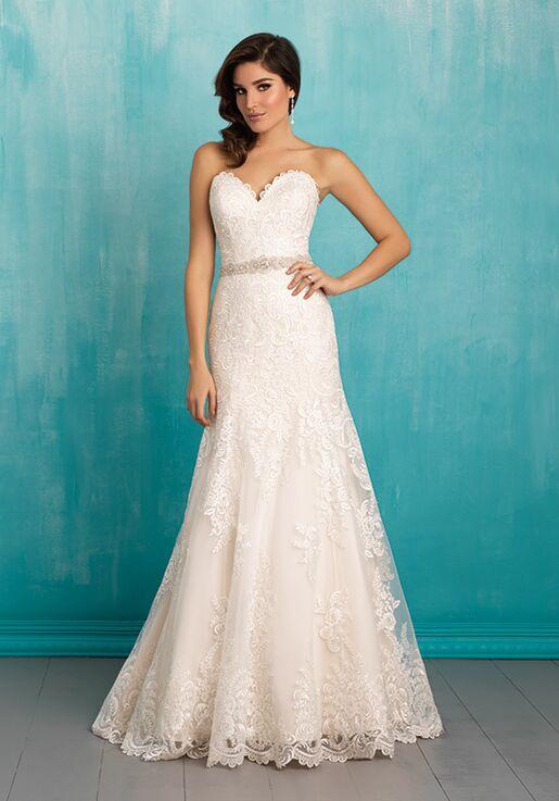 Allure Wedding Dresses.9302