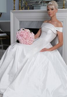 Legends Romona Keveza L9155+STOLE Ball Gown Wedding Dress