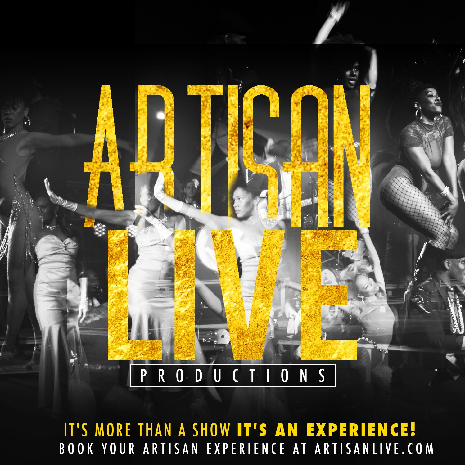 The Artisan Live Band  - Motown Band - Beverly Hills, CA