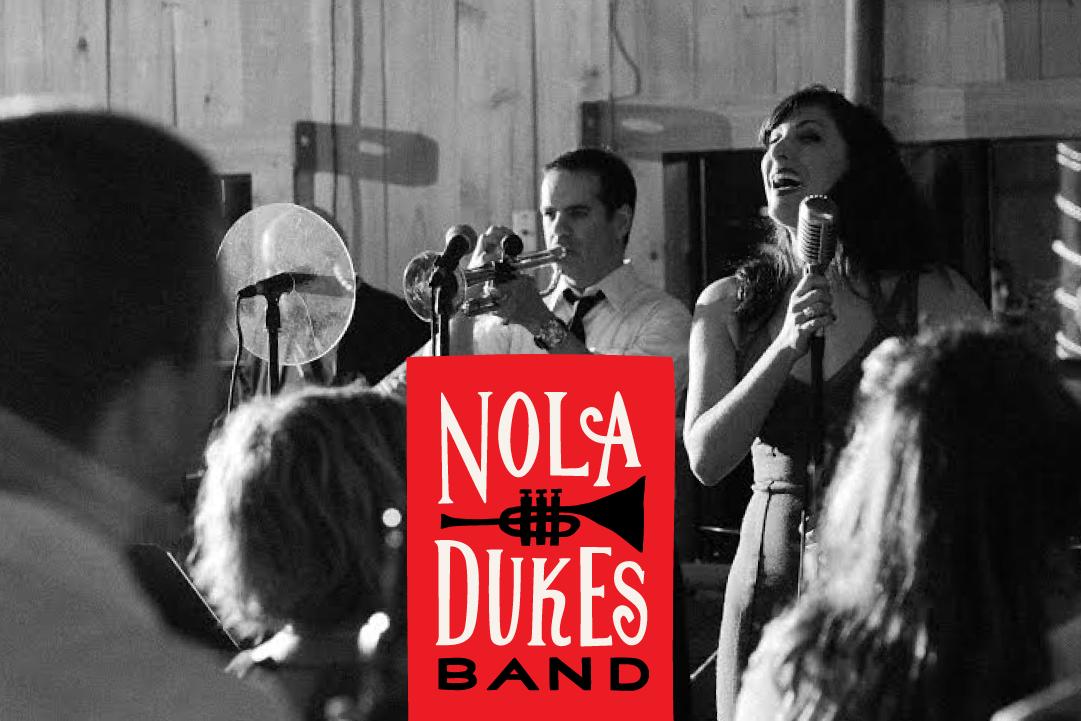 Nola Dukes Band New Orleans La