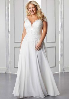 Morilee by Madeline Gardner/Julietta Barbara A-Line Wedding Dress