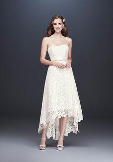 David's Bridal Galina Style WG3925 A-Line Wedding Dress