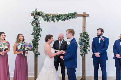 Covenant Wedding Officiant