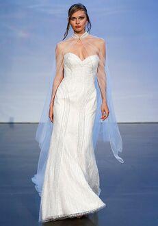 Justin Alexander Signature Whitby Sheath Wedding Dress