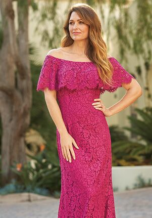 Jade Mother of the Bride by Jasmine J205069 Red Mother Of The Bride Dress