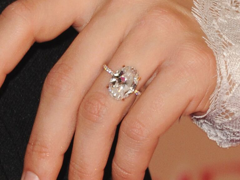 7 of Our Favorite Celebrity Engagement Rings From 2015