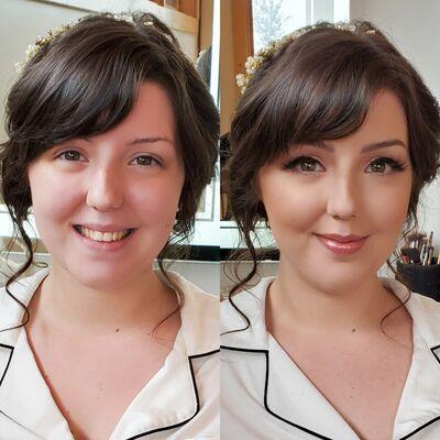 Leslie Reid Makeup