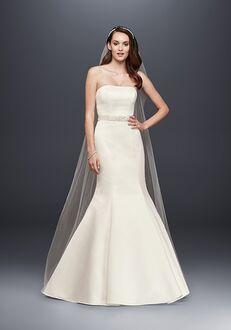 David's Bridal David's Bridal Collection Style WG9871 Mermaid Wedding Dress