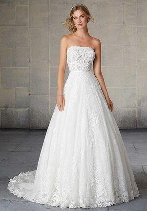 Morilee by Madeline Gardner Shauna 2132 A-Line Wedding Dress