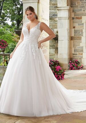 Morilee by Madeline Gardner/Julietta Sigourney 3286 A-Line Wedding Dress