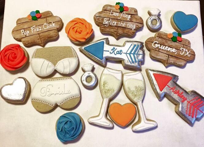 Celestial Sweets Custom Cookies San Antonio Tx