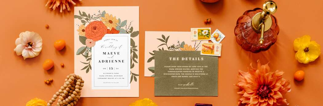 The Best Places To Buy Custom Wedding Invites Online
