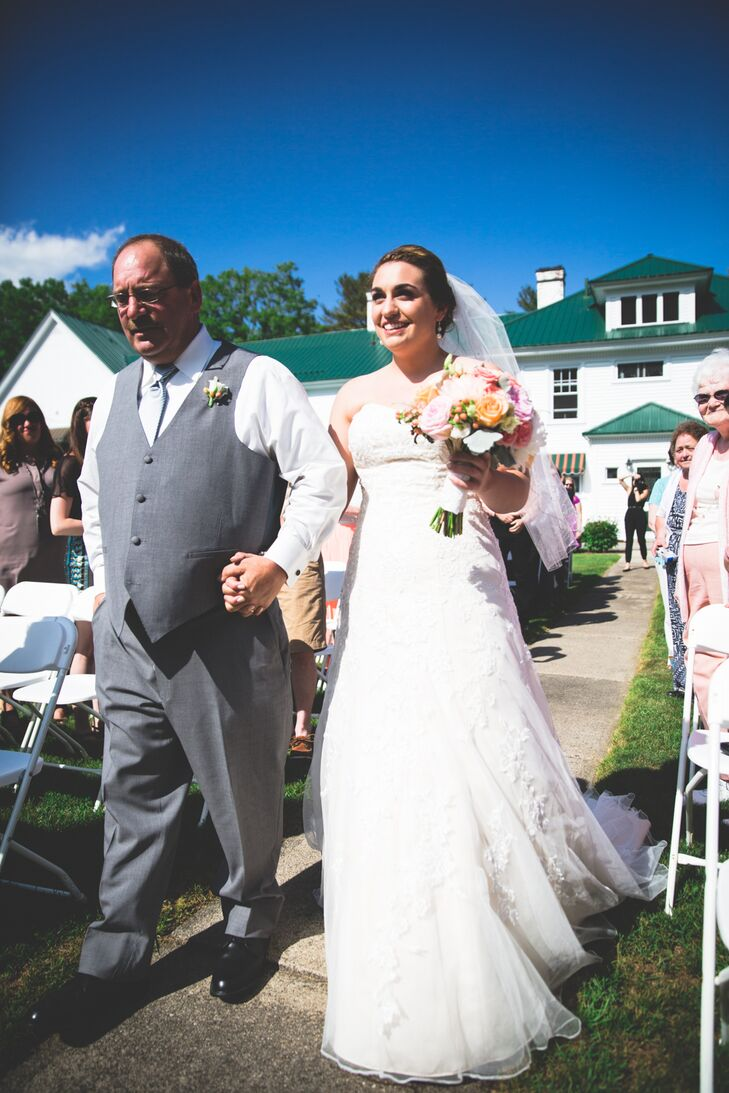 Greenwood Manor Inn Ceremony Processional