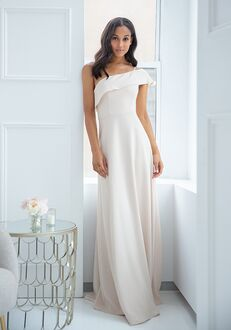 Hayley Paige Occasions 5914 One Shoulder Bridesmaid Dress