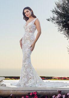 Casablanca Bridal Style 2443 Elisha Mermaid Wedding Dress