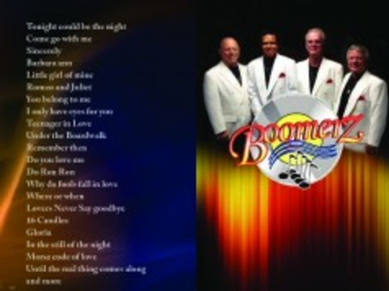 Boomerz - Oldies A Cappella Group - Tampa, FL