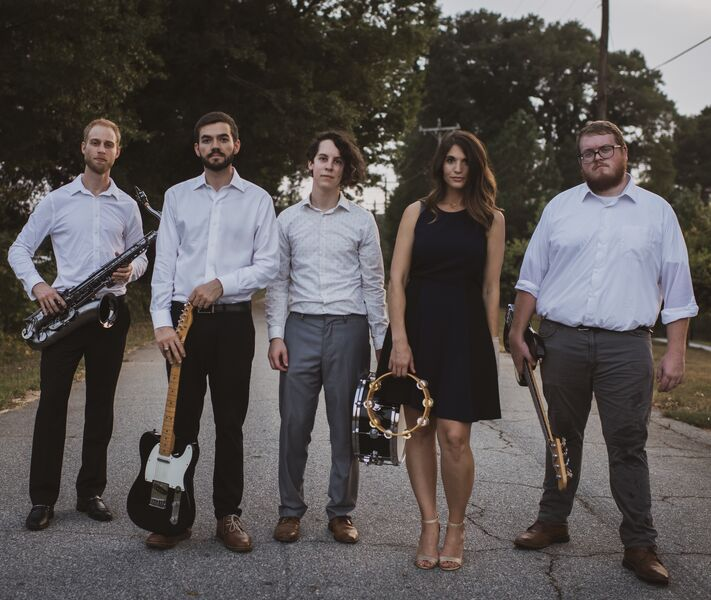 Brooks Dixon Band - Original Band - Greenville, SC