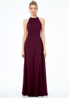 Bill Levkoff 1513 Halter Bridesmaid Dress