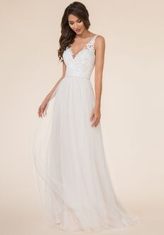 Moonlight Tango T873 A-Line Wedding Dress
