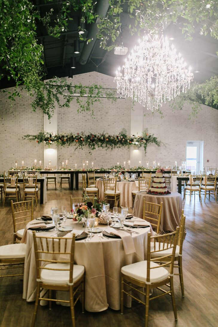 Glam Bohemian Reception
