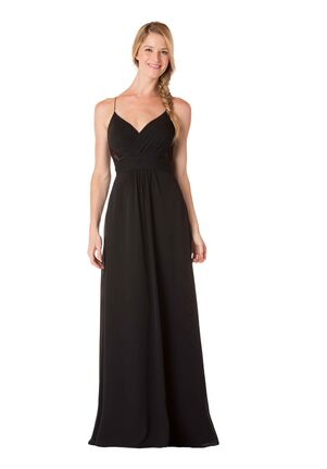 Bari Jay Bridesmaids 1724 V-Neck Bridesmaid Dress