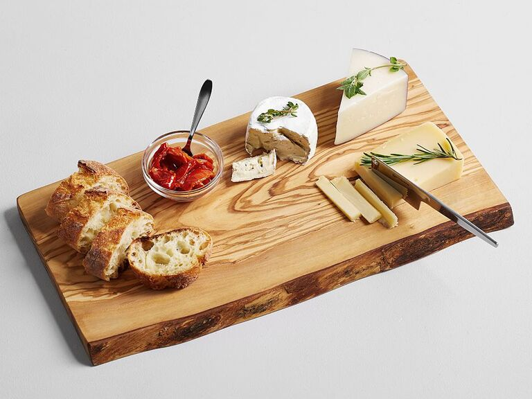 best cheese board Pottery barn