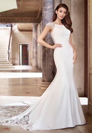 Martin Thornburg a Mon Cheri Collection 119268 Pauline Mermaid Wedding Dress