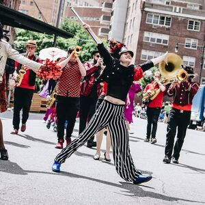 New York City, NY Brass Band | Hungry March Band