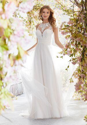 Morilee by Madeline Gardner/Voyage 6894 / Luna A-Line Wedding Dress