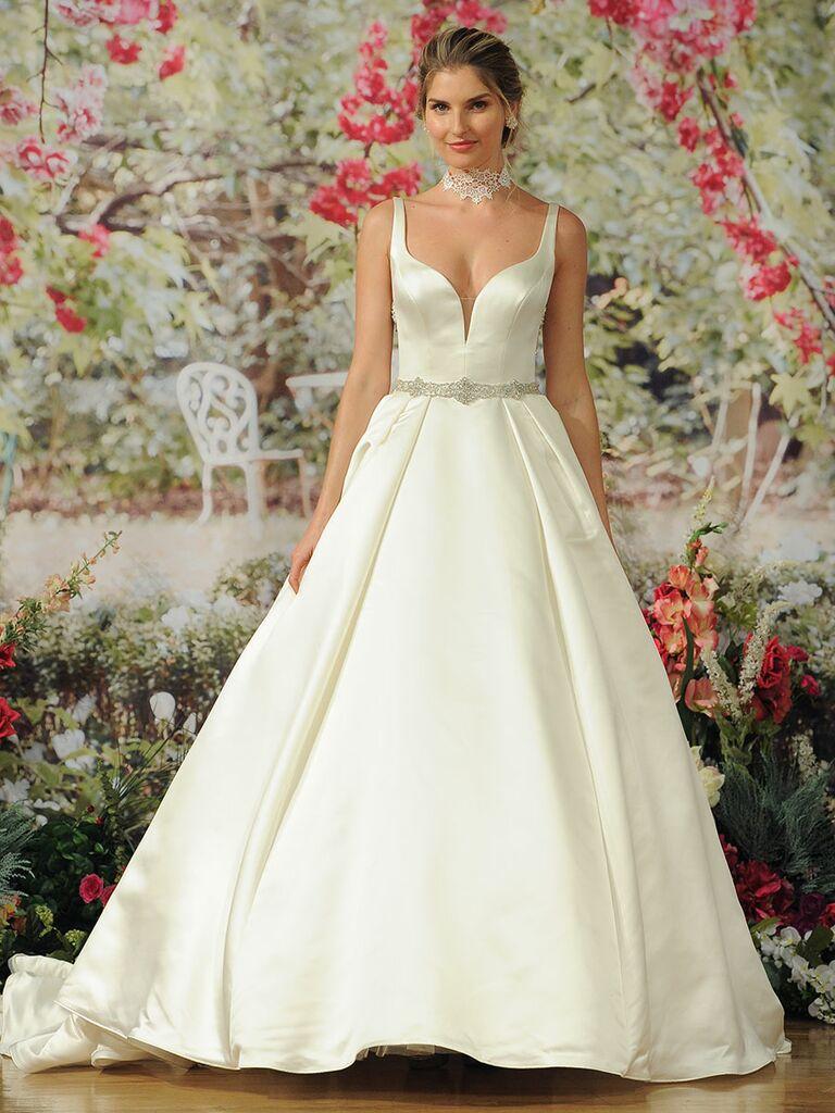 Sottero and Midgley Fall 2017 Collection: Bridal Fashion Week Photos