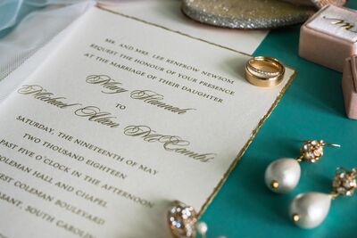 Invitations Paper In Charlotte Nc The Knot