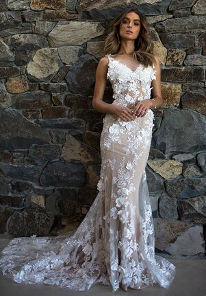 Madi Lane ML5118 | Romy Sheath Wedding Dress