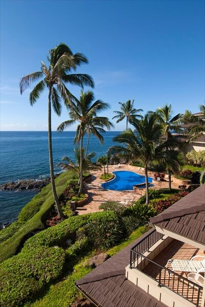 Whalers Cove Oceanfront Luxury