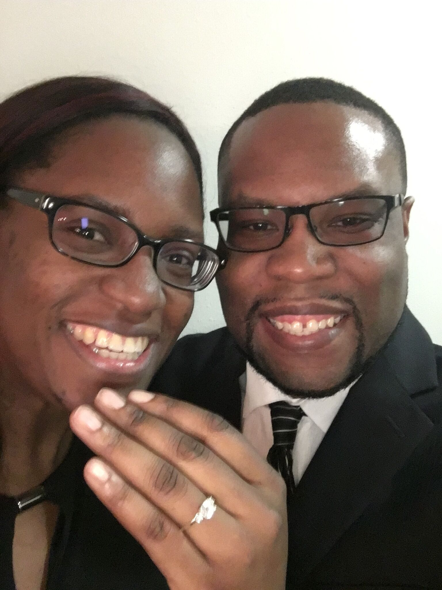 Image 1 of Janet and Nathaniel