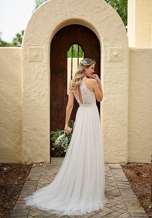 Stella York 7202 A-Line Wedding Dress