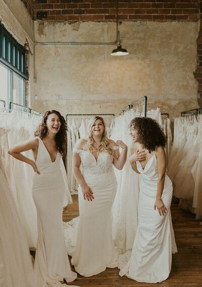 Honest in Ivory Bridal Shop