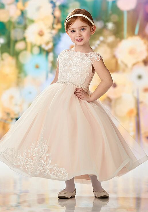 522f2672083 Joan Calabrese by Mon Cheri 218353 Flower Girl Dress - The Knot