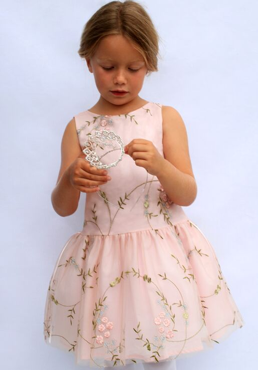 0d533f3f364 Isabel Garretón Festival Flower Girl Dress - The Knot