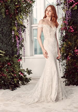 Alyne by Rita Vinieris Parker Sheath Wedding Dress