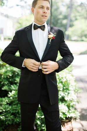 Groom's Formal Attire With a Southern Twist