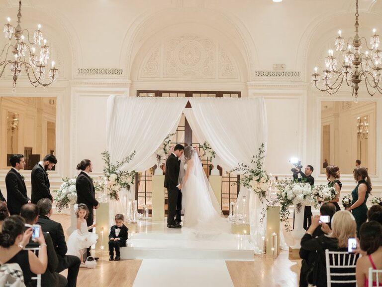 California wedding venue in Los Angeles, California.