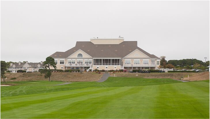 New Seabury Country Club Reception Venue