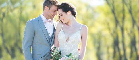 Elegant Lace Bridal & Tuxedo