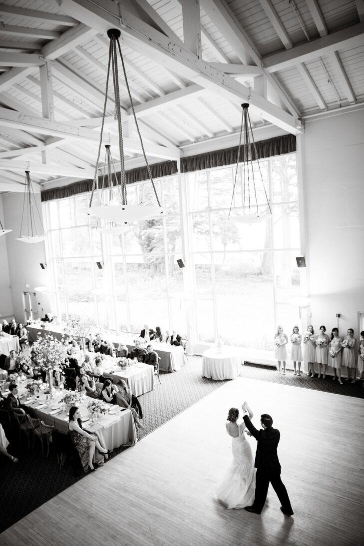 Wooden Reception Dance Floor