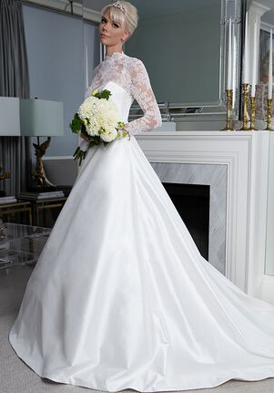 A Line Wedding Dresses.L2021