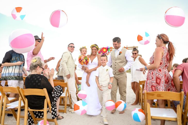 Beach Ball Ceremony Recessional